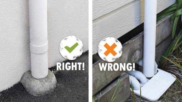 downpipes the right and wrong