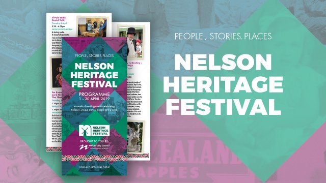 heritage festival programme our nelson story