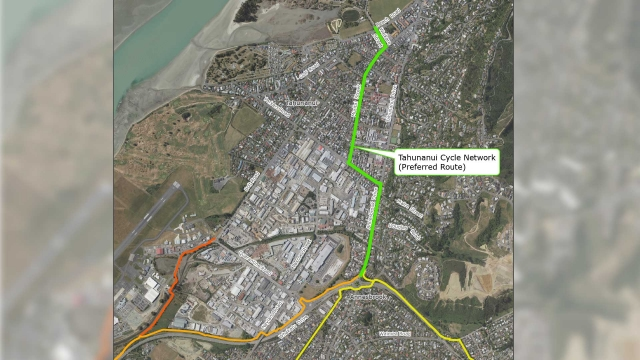 tahunanui pathways map